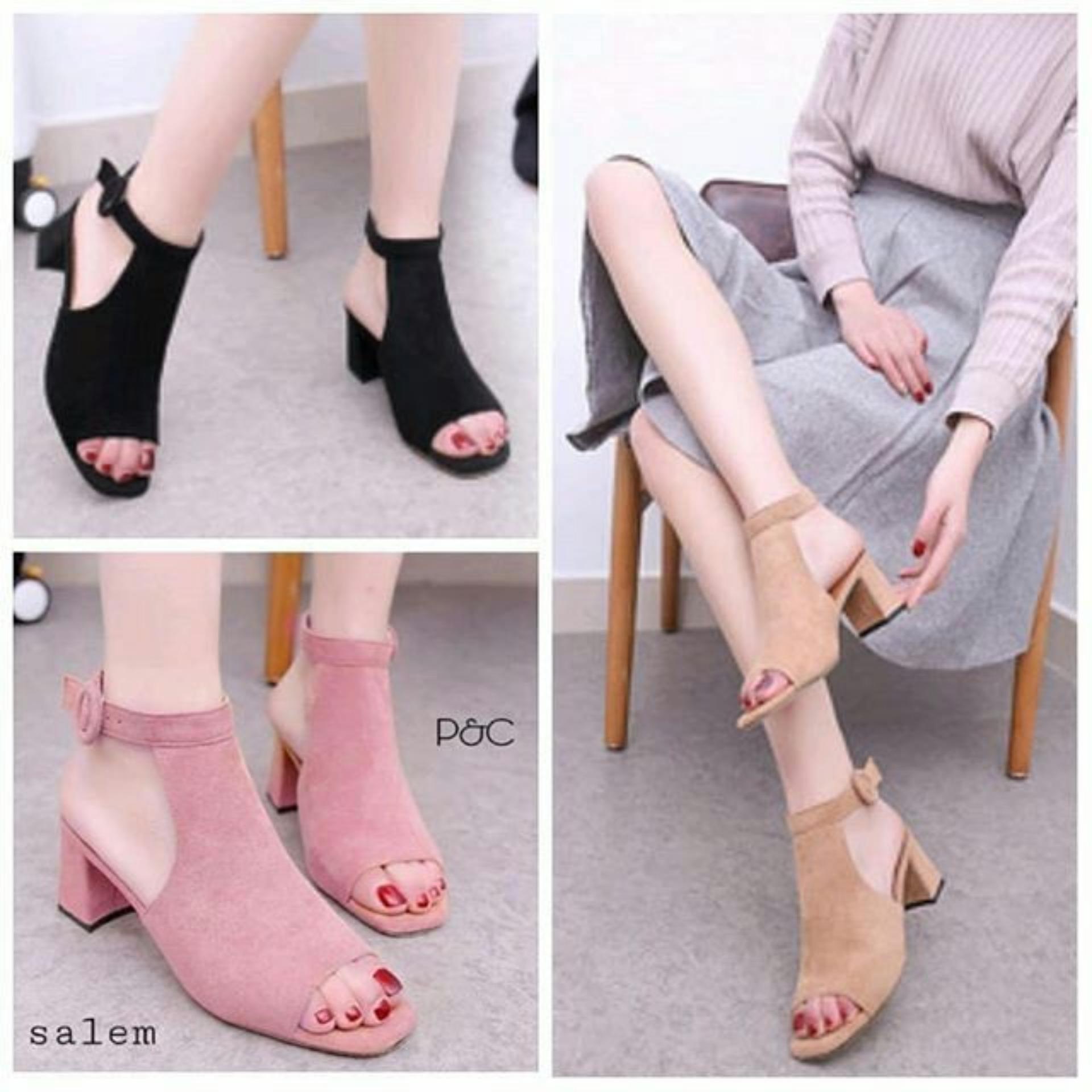 Sepatuafa - High Heels Sepatu Hak Tahu Wanita HANNA AD26 735f7a0f25