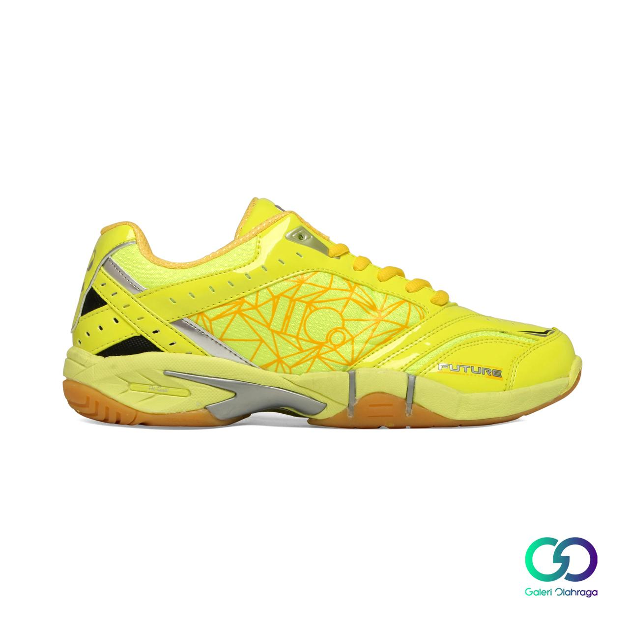 2018 New Arrival! Hi-Qua Sepatu Bulutangkis / Badminton / Olahraga Future Original Ringan