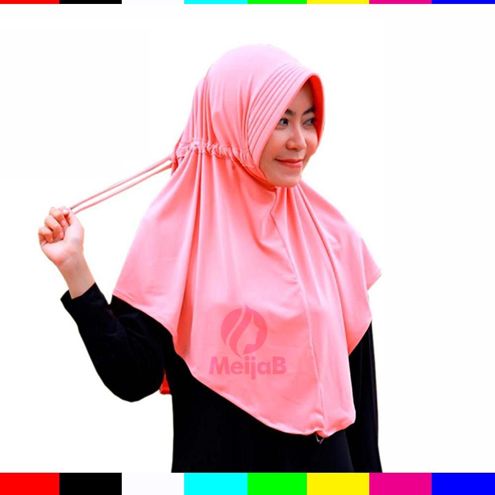 Segini Daftar Harga Jilbab Pet Serut Instant Murah Terbaru 2018 Jokowi Adiba Instan Sosialhijab Hijab Jersey Polos Kerudung