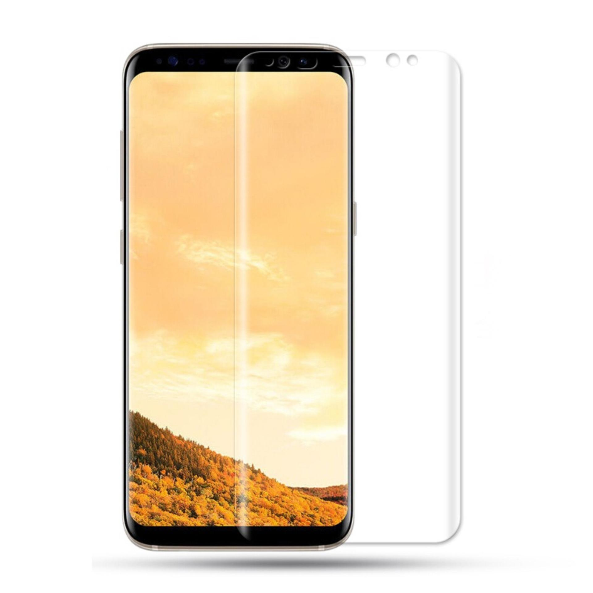 Harga Jual Tempered Glass Warna Samsung Galaxy A8 Plus 2018 Anti Asus Zenfone Max Pro M1 Zb602kl Color 25d Full Cover S9 Screenguard Pet Screen Protector Not Clear