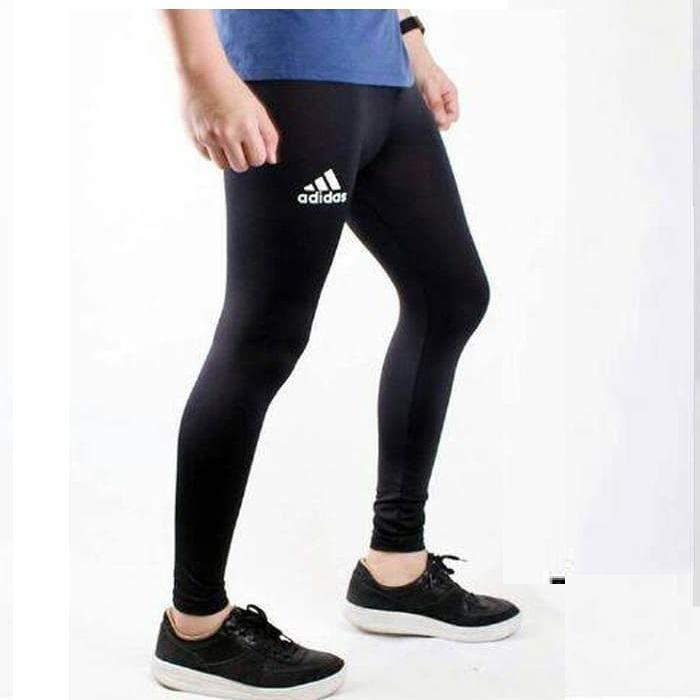 Yuma Young - Celana Manset Legging Panjang Olahraga GO 330f2b45be