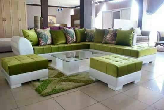 ... Kursi Sofa Tamu Sudut Minimalis