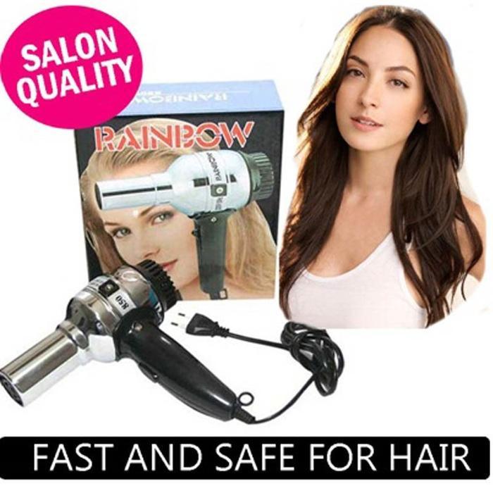 HAIR DRYER CROWN PENGERING RAMBUT BLOW ALAT SALON KECANTIKAN ART STYLE