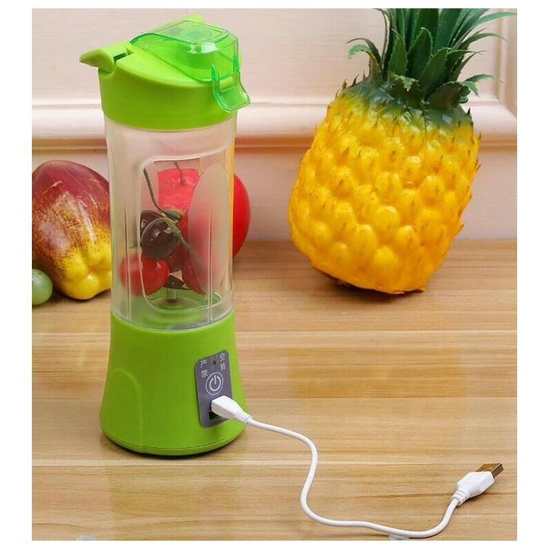 diva-Davi USB Blender / blender mini rechargeable / blender mini portable / shake and take blender - random colour
