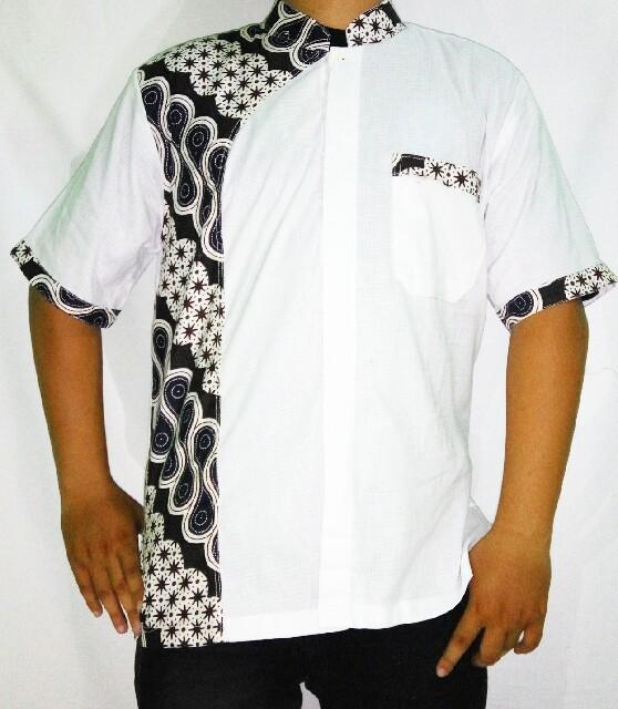 Baju Koko Pria  Baju Koko Pria Putih  Baju Koko putih Polos Lengan Pendek  Baju Koko Lebaran  Baju Koko Casual Terbaru  Baju Koko Batik  Azka Batik