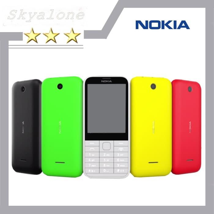 Kesing Cassing Nokia Asha 225 - Keseng HP Nokia 225 fullset