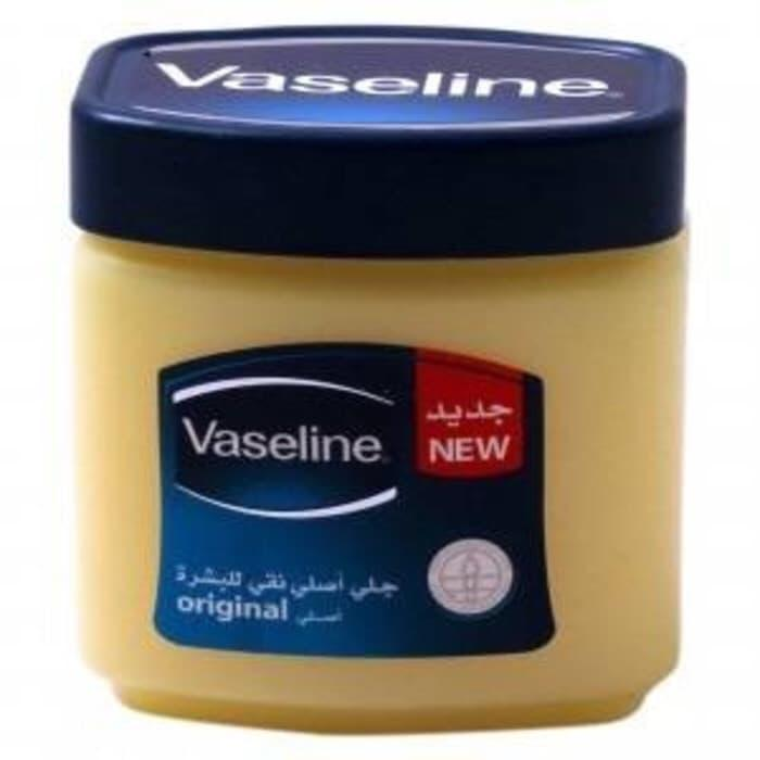 PROMO Vaseline Pure Petroleum Jelly 60ml Vaselin Arab Original Petrolatum TERLARIS