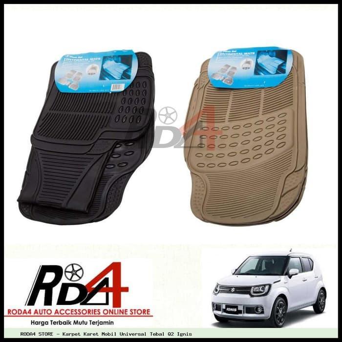 ignis Karpet Karet Mobil Universal Tebal Q2 Ignis