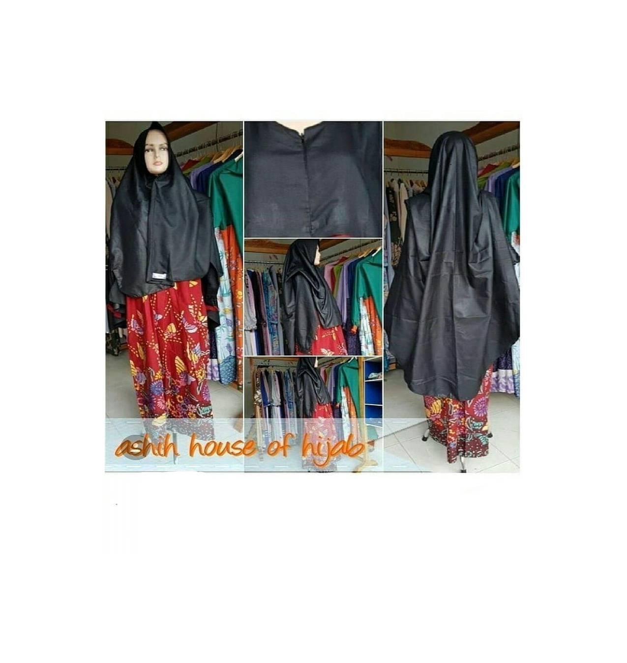 Gamis Batik Cirebon Trusmi