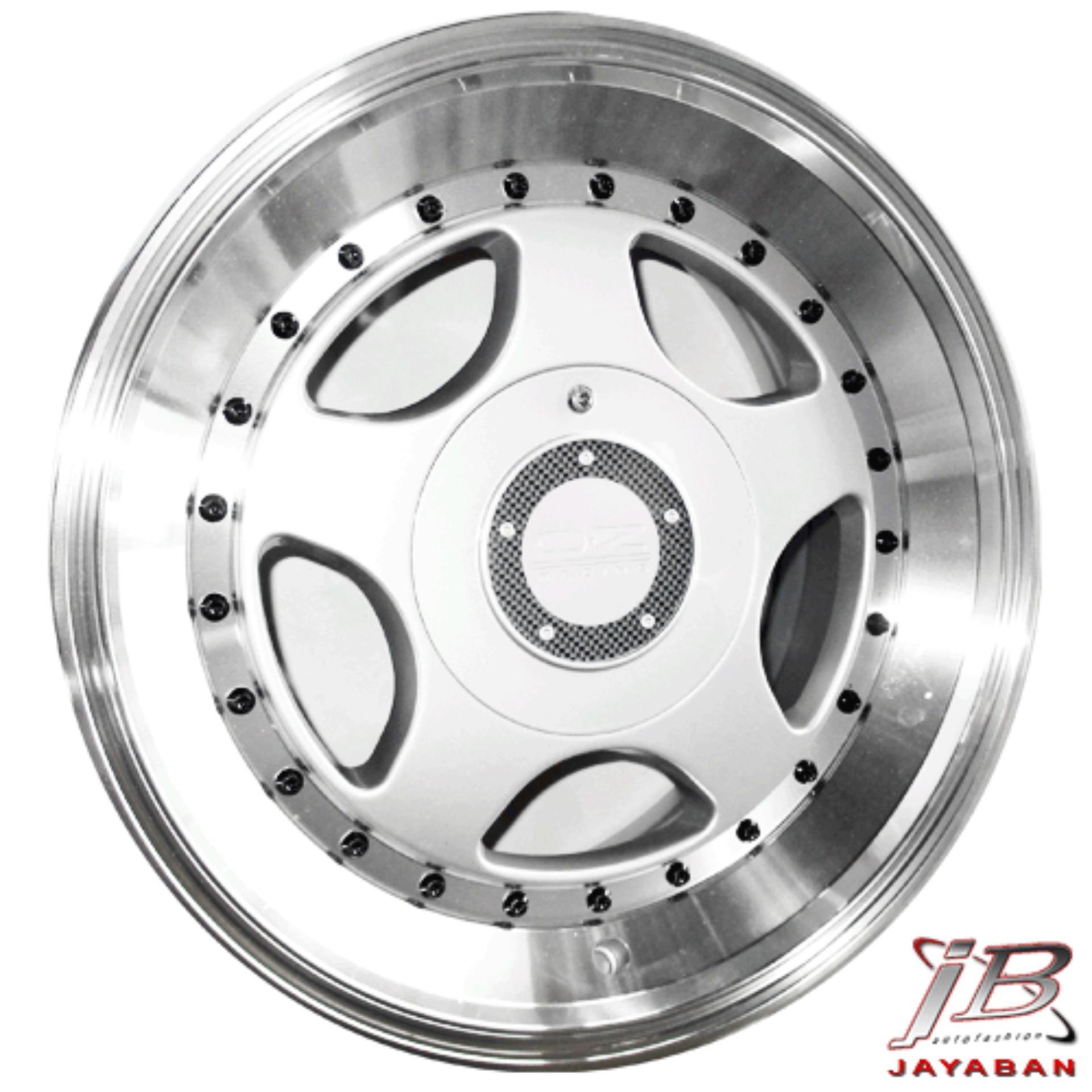 Velg racing ring 15 inch Rep. OZ Futura Lebar Belang PCD 4x100 / 4x114.3 / H8