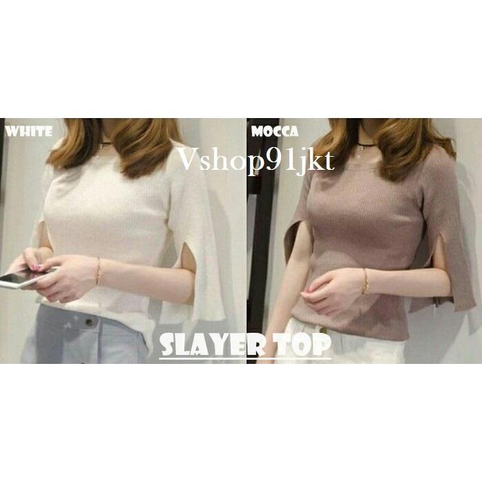 ... Dress Fashion Import / Baju Pesta Brukat / Gaun Pesta. Source · Vshop91jkt - Slayer Top Blazer Wanita Blazer Korea Blazer Bunga Blazer Polos Blazer ...