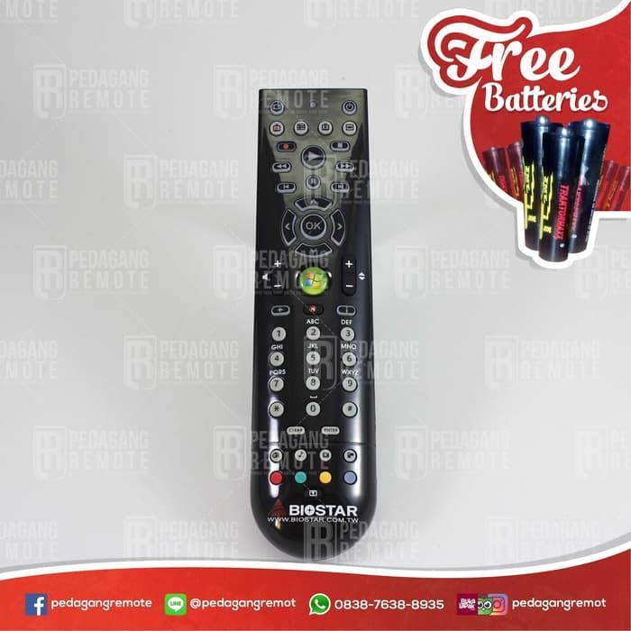 Sedang Diskon!! RemotU002Fremote MotherboardU002FpcU002Fcpu BiostarU002Fbio-Remote Htpc OriU002Foriginal - ready stock