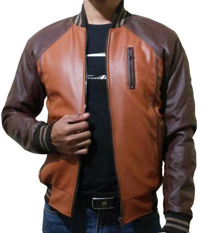 king's jaket kulit model afgan