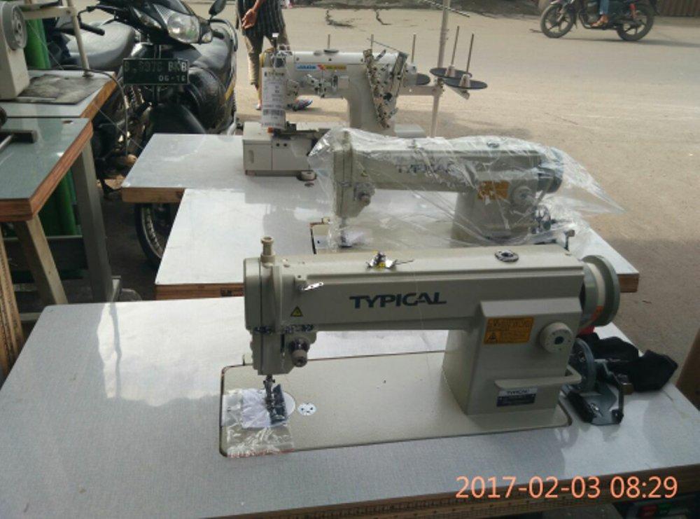 Mesin Jahit Industri Typical GC6-28-1 GC 6-28-1 GC28 GC 28 Baru
