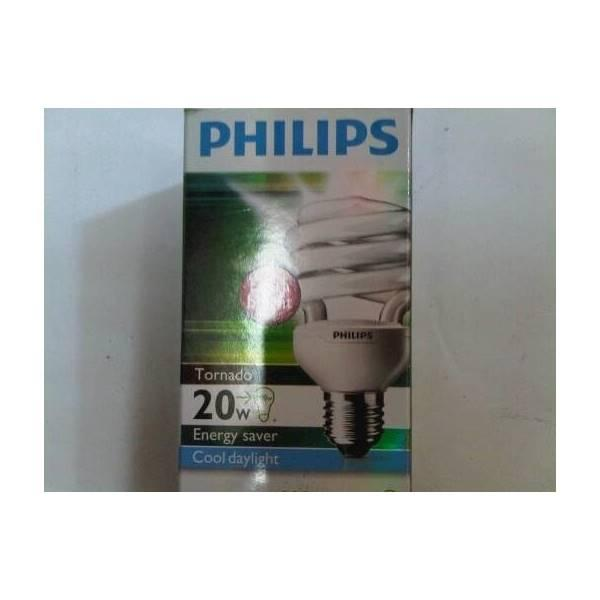 Lampu Tornado Philips 20 Watt