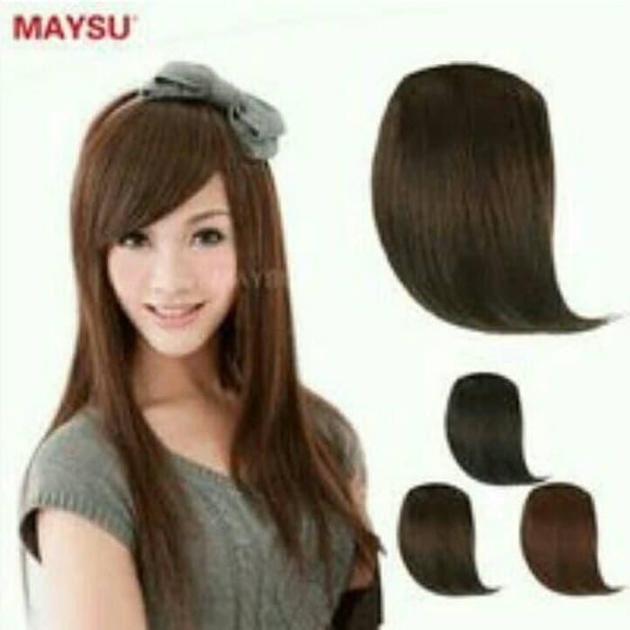 Hair Clip Poni/Hair Clip Poni Depan/hairclip