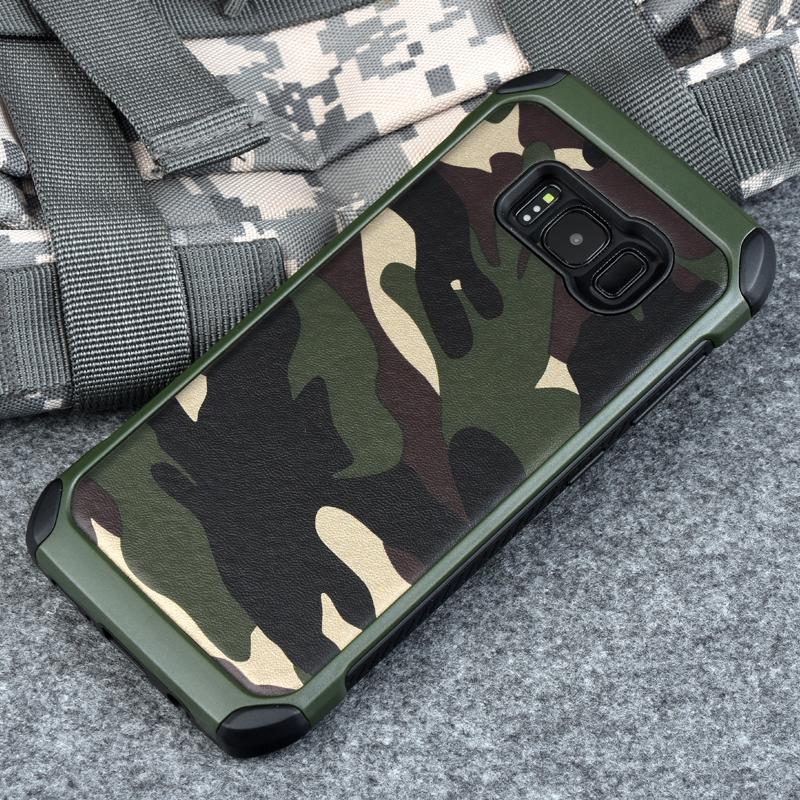 NX Case ARMY Samsung S8 Biasa -(R)