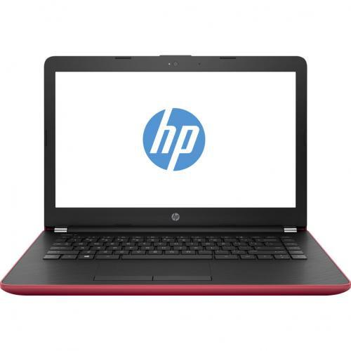 HP LAPTOP 14 - BS702TU - RED - WIN10 - N3060 1.60GHZ - 4GB - 500GB