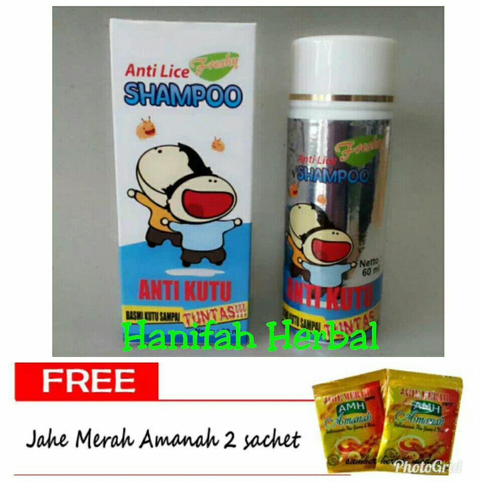 Buy Sell Cheapest Obat Anti Kutu Best Quality Product Deals Shampo Sampo Lice Membasmi Rambut Anak