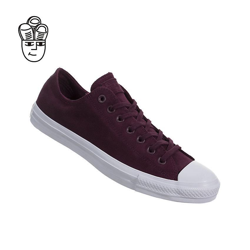 Converse Chuck Taylor All Star Low Suede Lifestyle Shoes Men 157599c -SH a70732a1e1