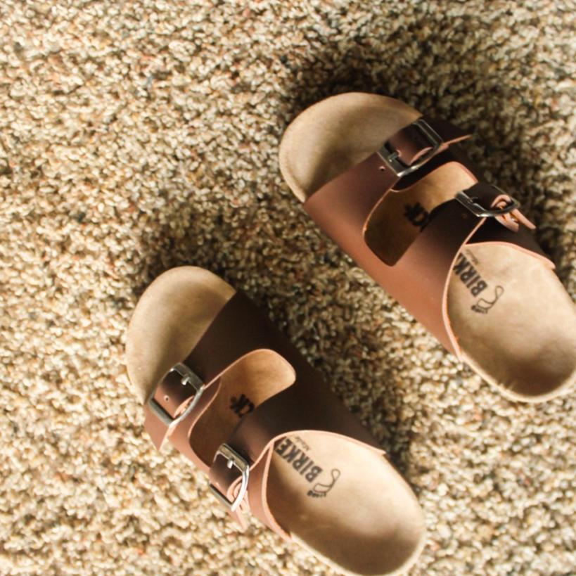 Sandal Anak Arizona coklat DISCOUNT!!!