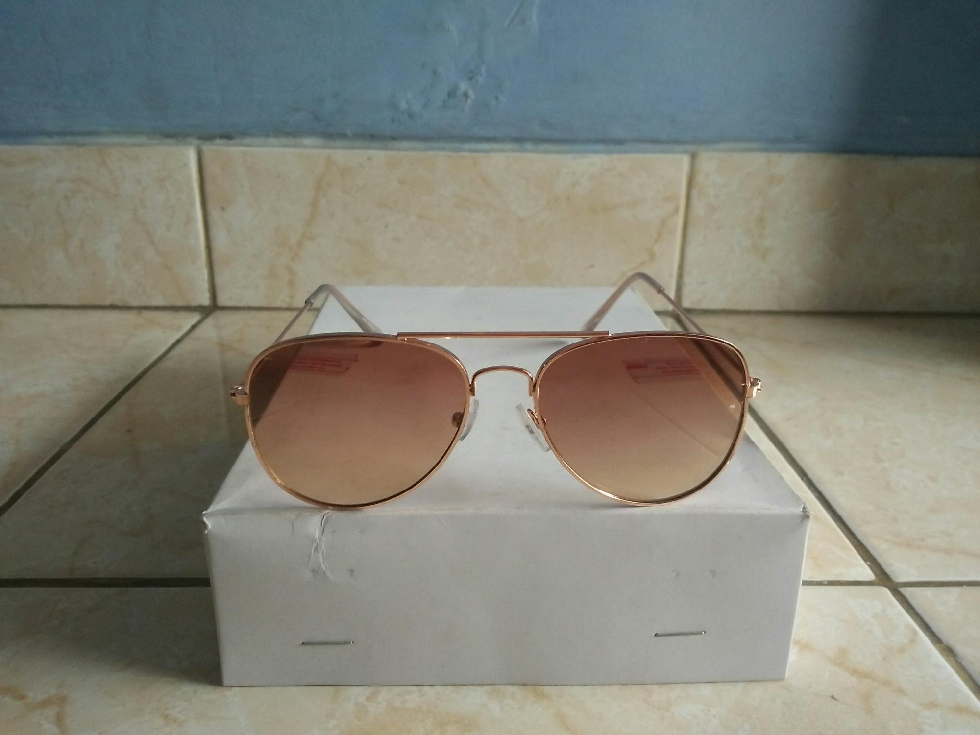 Promo kacamata murah bulat oval kaca bening fashion trendy BY305 - 3.  Source · Promo kacamata aviator anak coklat trendy gaya keren UR813 e1d4d1dae4