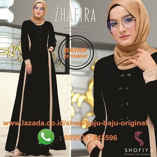 ... Wanita Gamis Baju Terusan Panjang Baju Kerja Gaun Pesta Murah Remaja  Baju Muslim Terbaru 2018IDR125000. Rp 125.000 40885aa79c