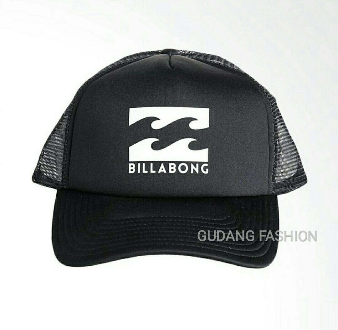 Topi Trucker Billabong Topi Distro Billabong - Wikie Cloud Design Ideas f22bec8ffe