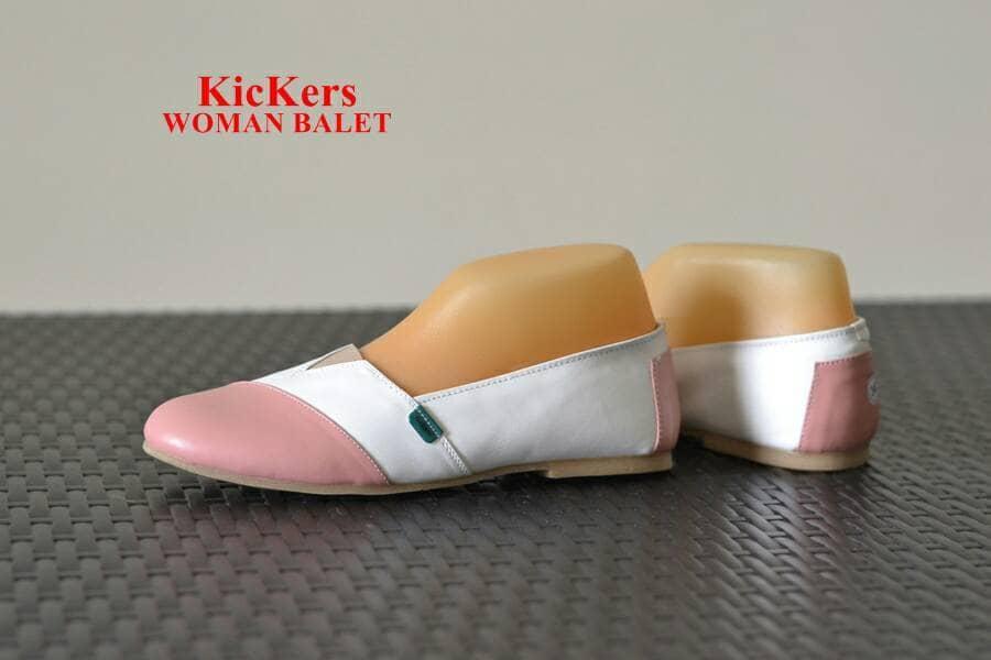 Terlaris Free Kaos Kaki Sepatu Ballet Wanita Kickers Murah Paling Laku