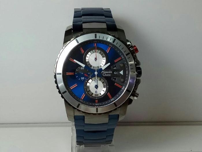 PROMO! Jam Tangan Alexandre Christie AC Pria Original Model Terbaru