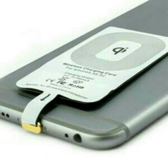 Qi Wireless Receiver For Iphone 5 6 7 By Dila Store 279.