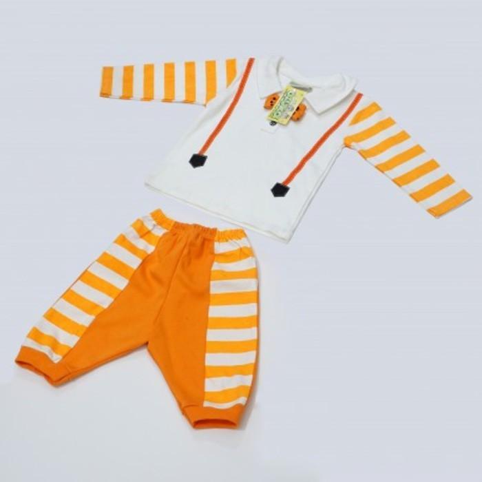Jual Pakaian Anak Ozuka Suspender Bow Tie Set   Setelan Pakaian Anak Diskon