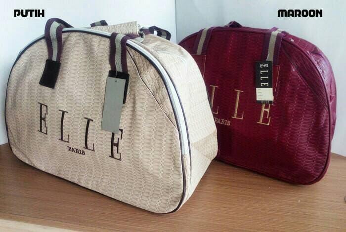 PROMO!!! Tas Travel Elle Motif 03   Koper   Jinjing   Travel Bag   Tas Pakaian