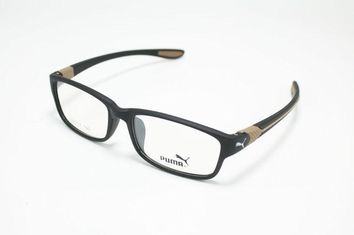 DISKON Frame Kacamata Minus Puma 833 Kotak Pria  TERMURAH