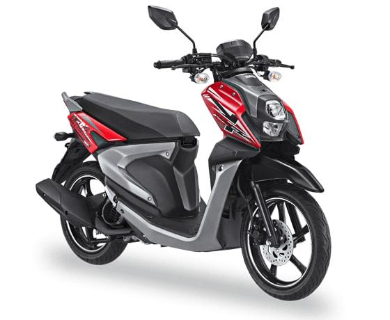 Spedah Motor Yamaha ALL NEW X-RIDE 125