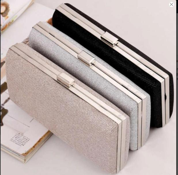 Eltee New Sparkling Party Bag   Evening Bag   Tas Pesta   Clutch Bag 2 tali e6a1650159