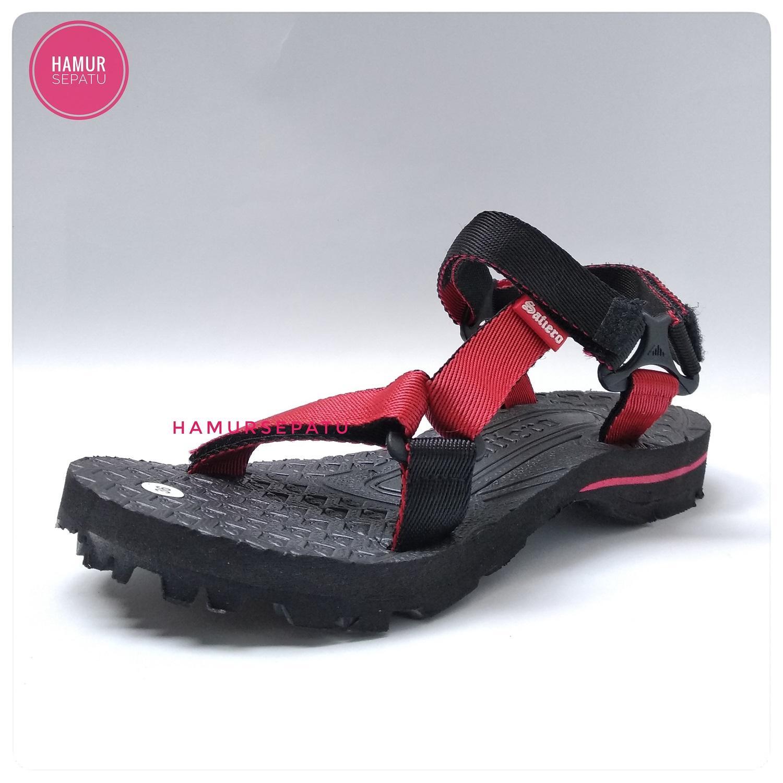 hamursepatu sandal gunung wanita sandal wanita sandal flat sandal santai sendal