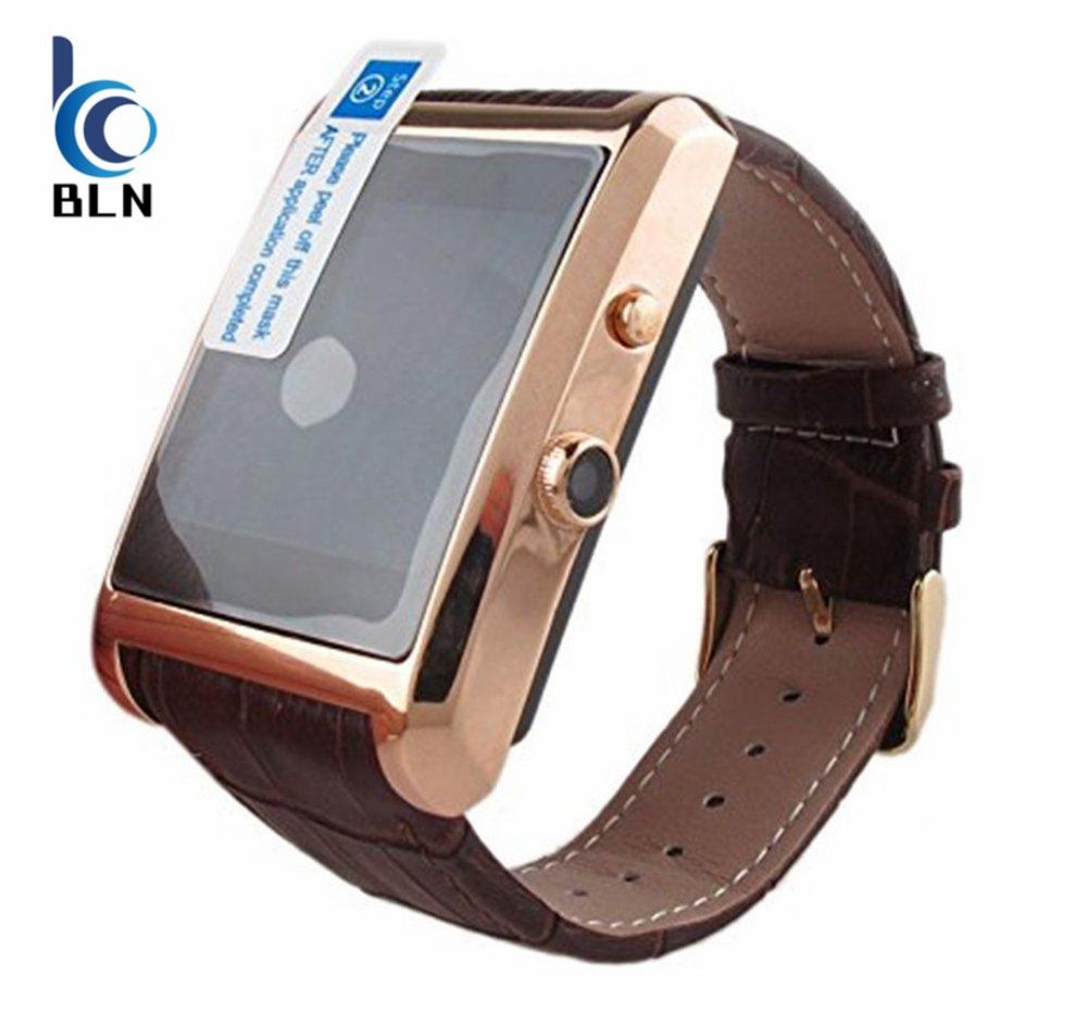 Smart Watch F8 Smartwatch for android phone MTK6260A Support Facebook Whatsapp Sync (Gold)   - Intl