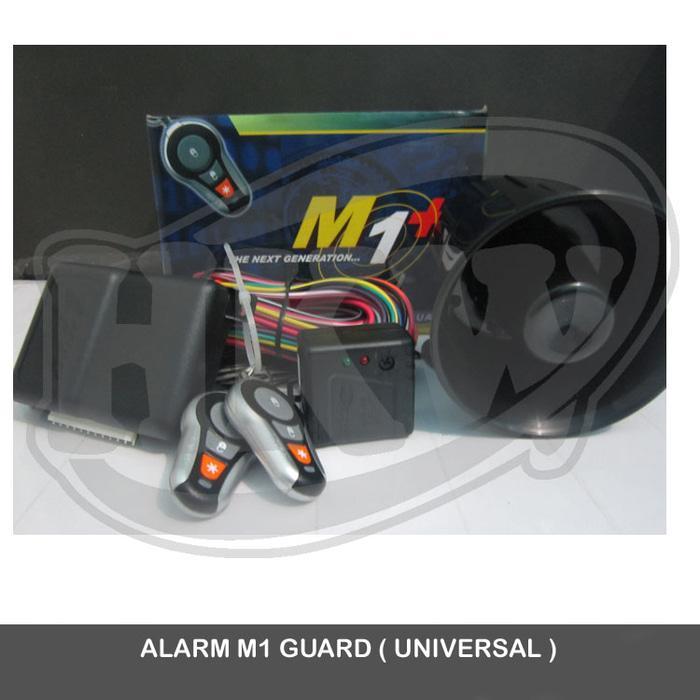 Alarm Premium M1 Guard Mobil Wuling Confero