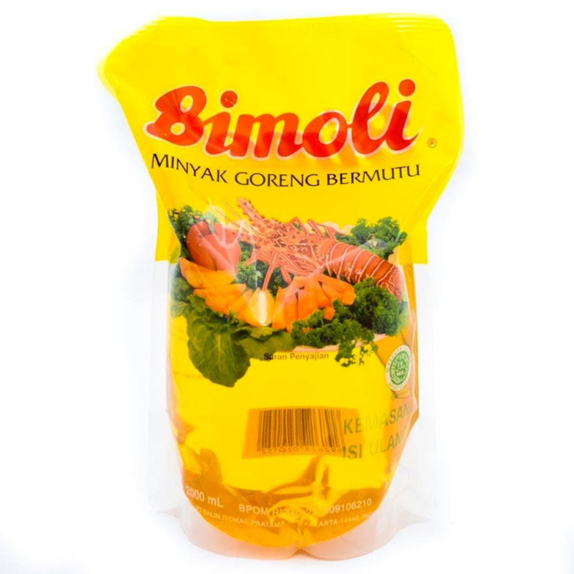 Bimoli Minyak Goreng Pouch 2L