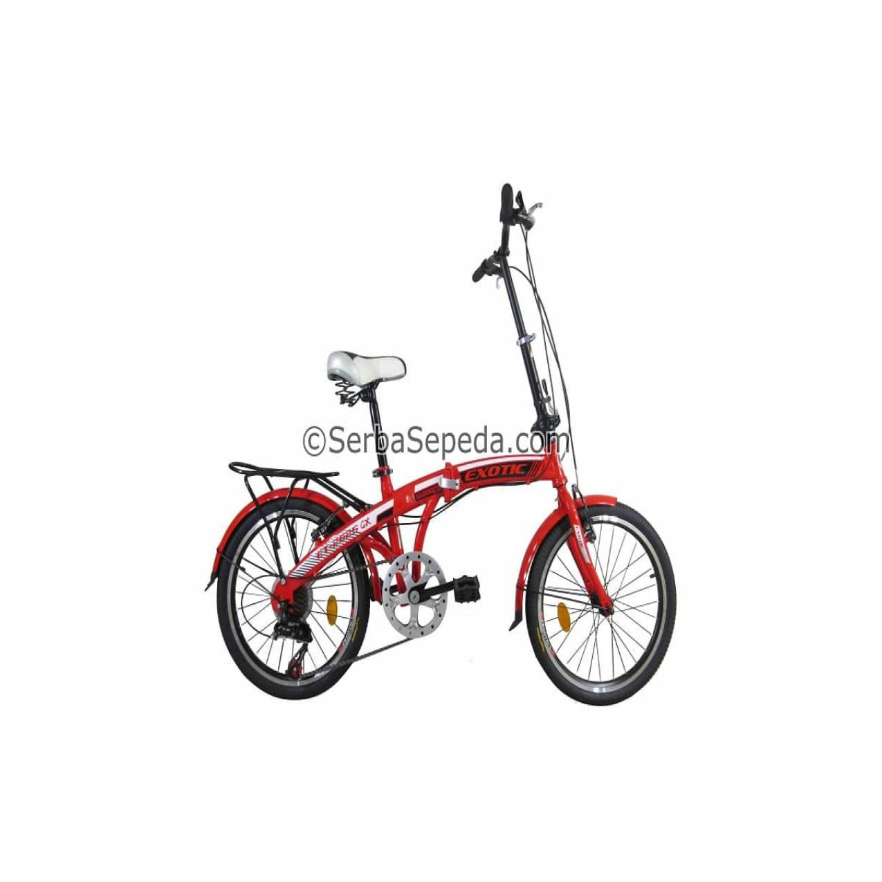 Sepeda Lipat Exotic 20 ET 2625 GX