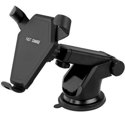 Lb Multi Funtion Ponsel Penopang Penyangga Udara Pemegang Mobil Pengisi Daya Nirkabel Pad Rotasi 360 Derajat untuk Paling Apple dan Android Sistem