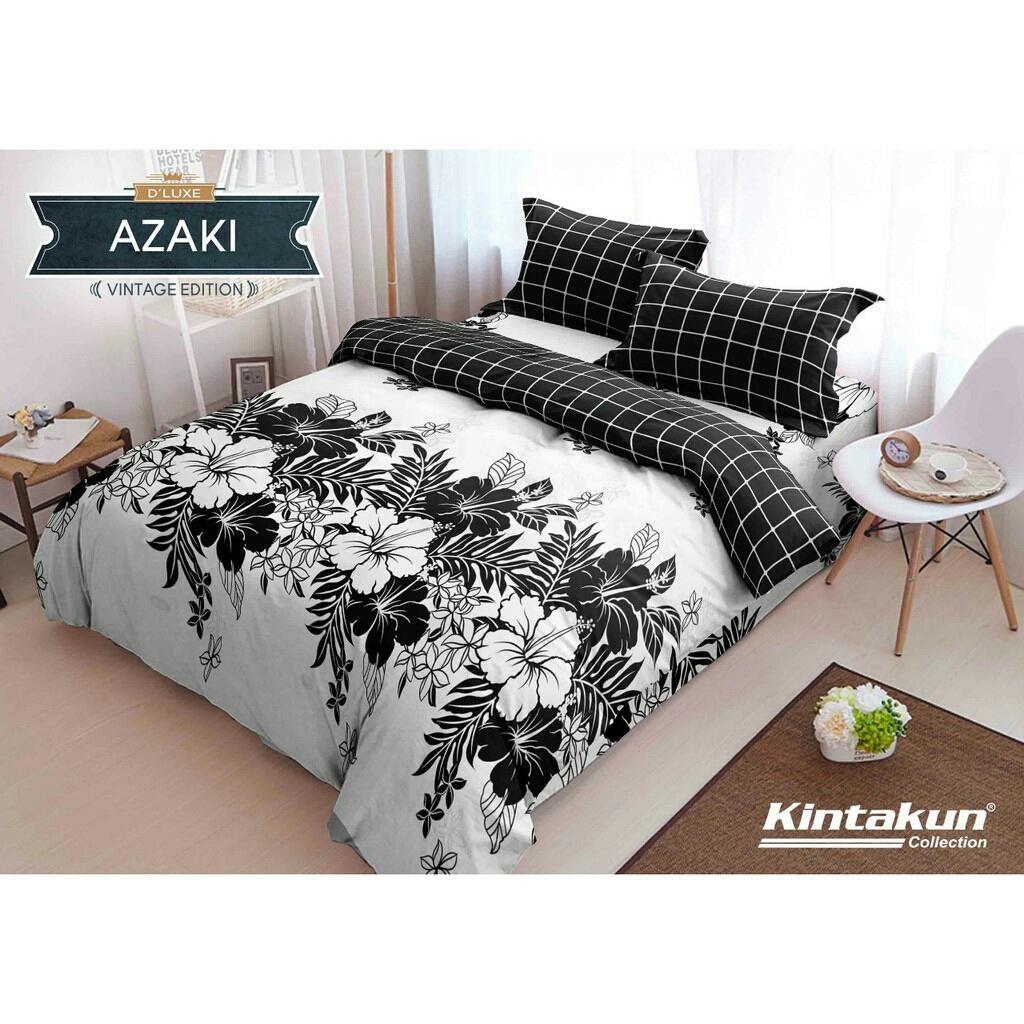 Sprei Kintakun Azaki VINTAGE EDITION - King 180x200