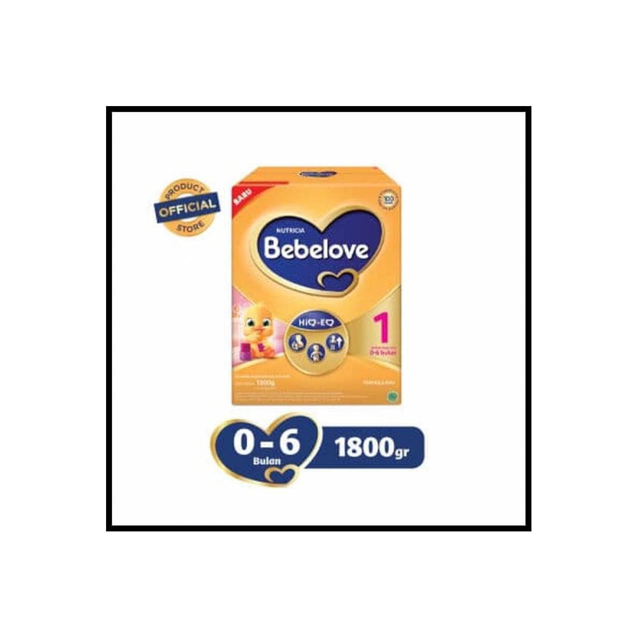 Buy Sell Cheapest Bebelove 2 1800 Best Quality Product Deals Gram Terbaru 1 1800gr