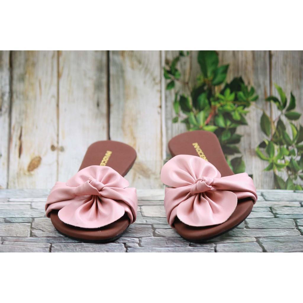 Pluvia Pointed Toe Slingback Sandals Dn11 Kunyit - Daftar Harga ... fd05c292e0
