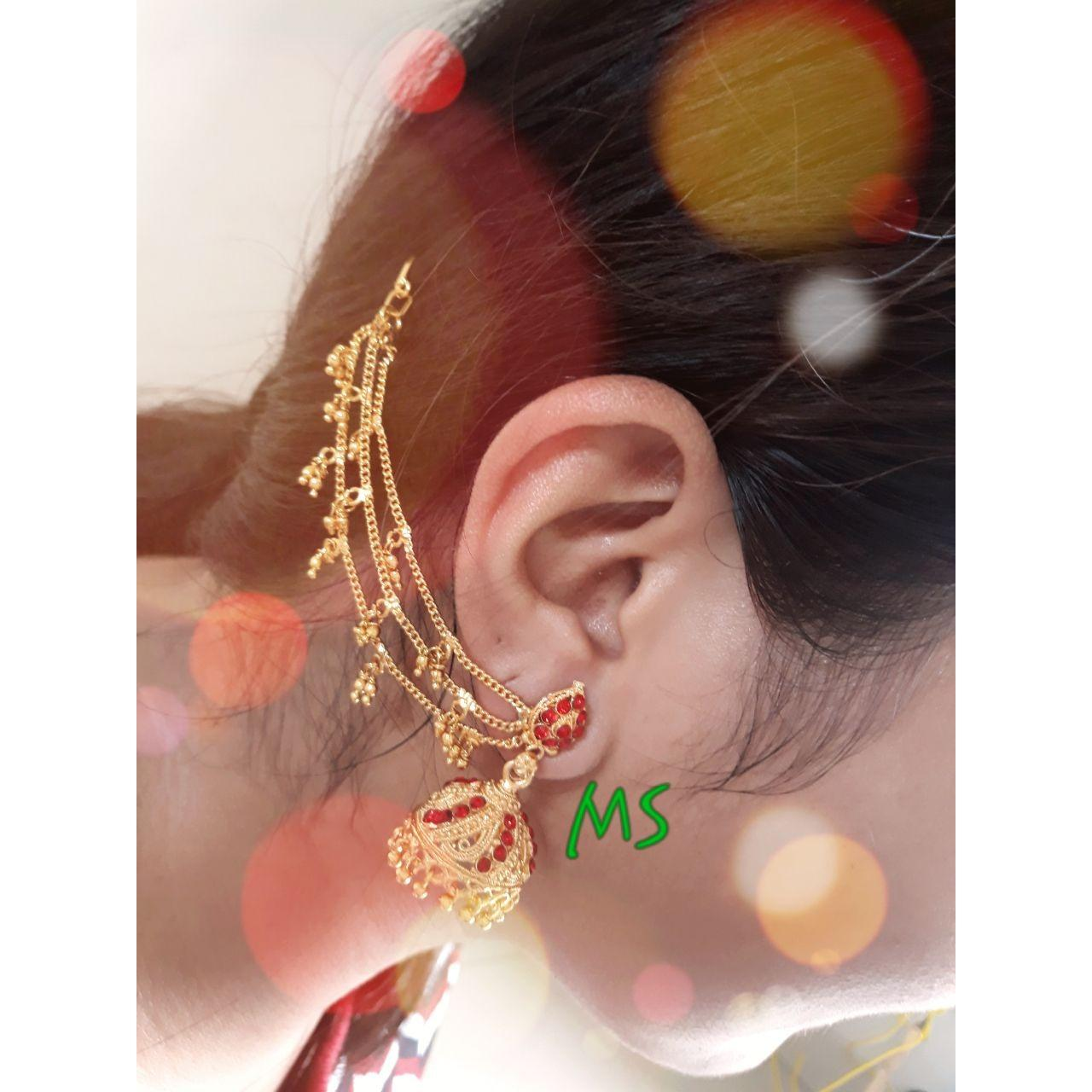 Anting sambung