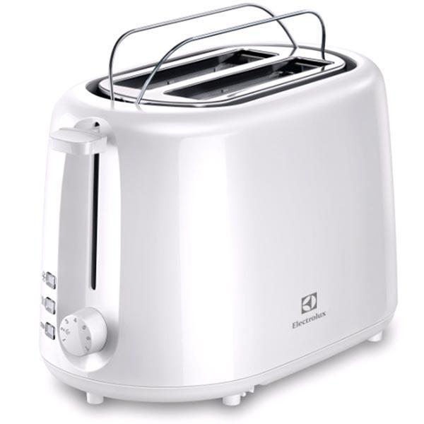 Electrolux Pemanggang Roti ETS1303W – Pop Up Toaster