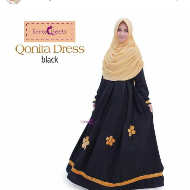 Qonita dress (blue s m L xL)