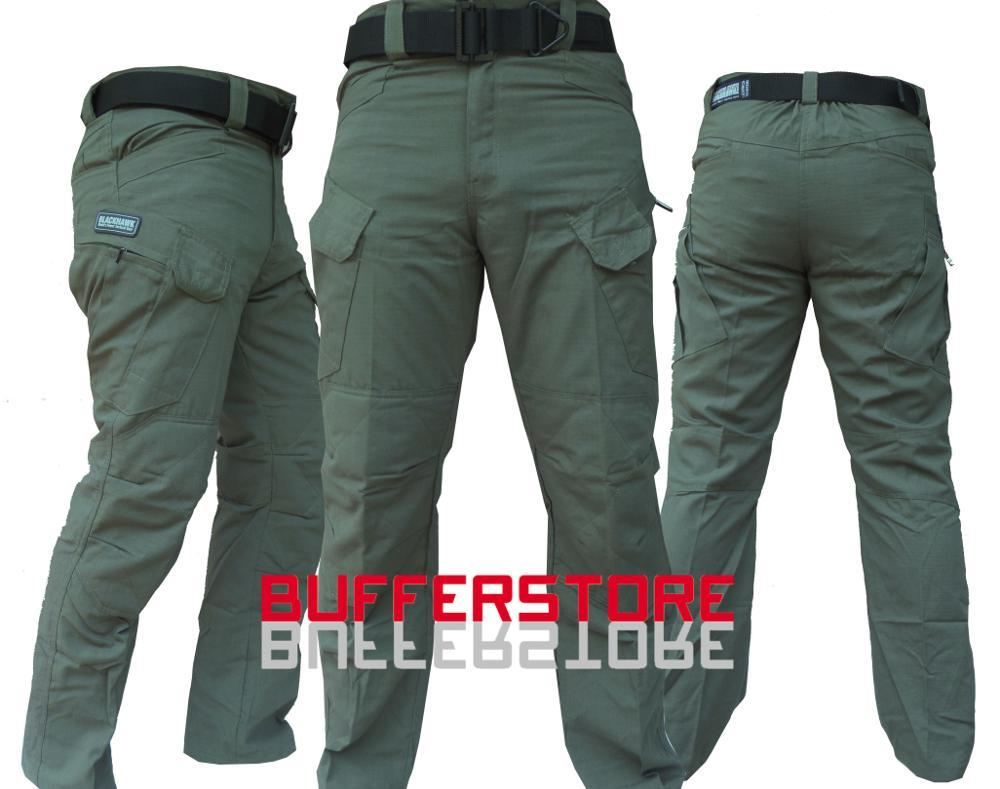 Celana Panjang Blackhawk Cream Tactical Outdoor Hunting Army Police Pants Bar