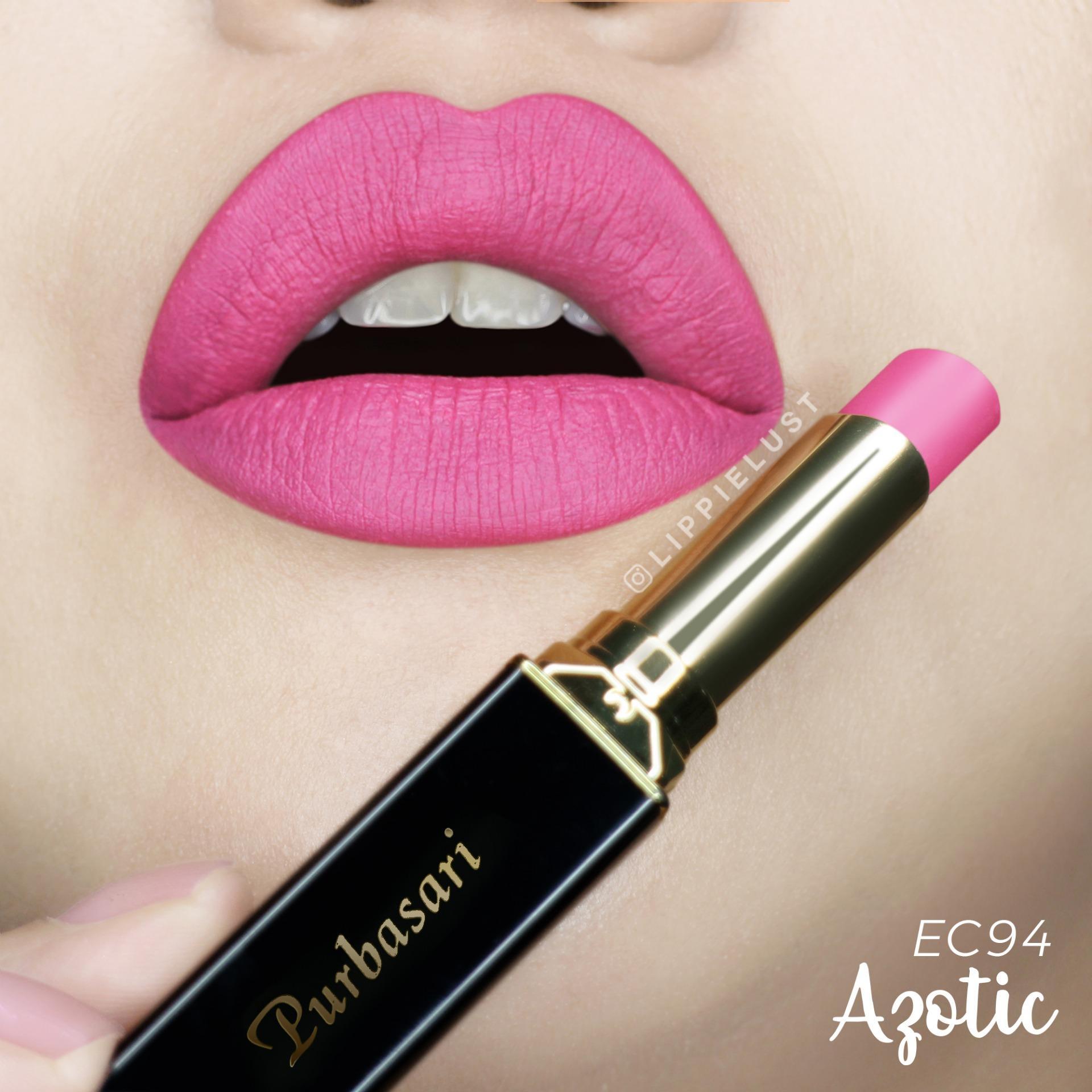 Purbasari Lipstick Collor Matte 94
